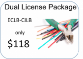 14 Hour Dual License Package, FL ECLB and CILB