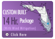 14 Hour Custom Package (with Wind Mitigation), FL CILB