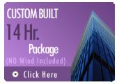 14 Hour Custom Package, FL CILB     (NO WIND)