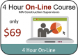 MA 4 Hr On-Line Course