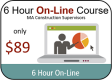 MA 6 Hr On-Line Course